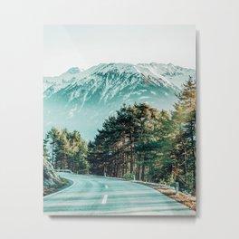 Road To Heaven #photography #nature Metal Print