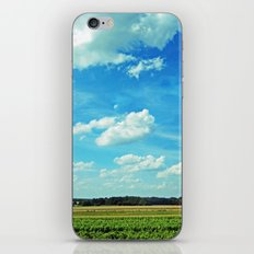 Wide Open Spaces iPhone & iPod Skin