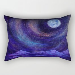 We Are The Creators, Cosmic Series Rectangular Pillow