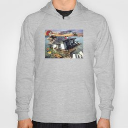 Beyond the Sea - Spirited Away / Ponyo Tsunami Series Hoody