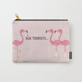 Tourists Carry-All Pouch