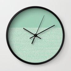 Riverside - Hemlock Wall Clock