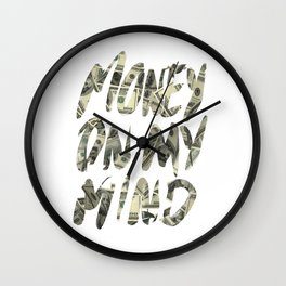 Money Wall Clock
