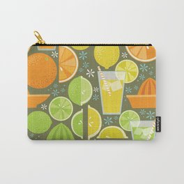 Drink Your Juice Repeat Carry-All Pouch