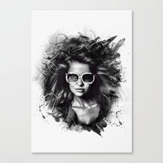Electro Dreamer Canvas Print