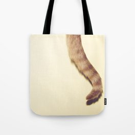 cua de gat Tote Bag