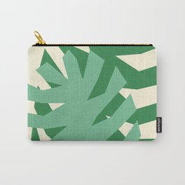 Two Leafs Carry-All Pouch