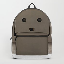 Smiling Power Outlet Backpack