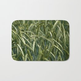 Beautiful grains landscape view Bath Mat