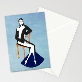 Henri Matisse inspired fashion #1 Stationery Cards