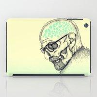 heisenberg iPad Cases featuring Heisenberg by Mike Koubou