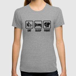 Boxer, martial art, sport T-shirt