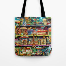 Toy Wonderama Tote Bag