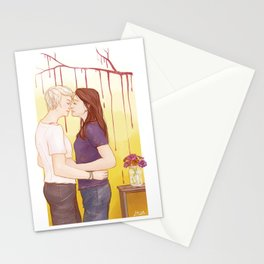 Amber and Reese Stationery Cards