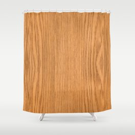 Wood 3 Shower Curtain