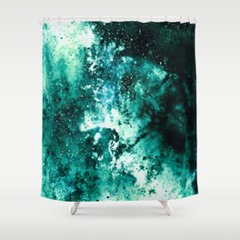 α Sirrah Shower Curtain