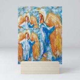 Angel Of Harmony 18x24 Mini Art Print