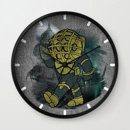 Pip Dad Wall Clock