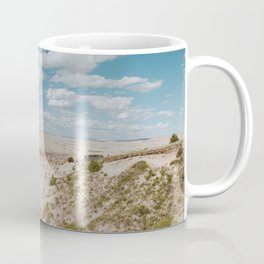 Red Shirt Table - Badlands National Park Coffee Mug
