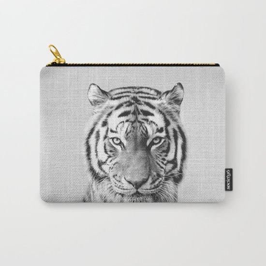 Tiger - Black & White by galdesign