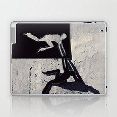Don't fall Laptop & iPad Skin