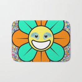 SUPER FLOWER POWER Bath Mat