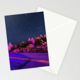 Emergency Skies Stationery Cards