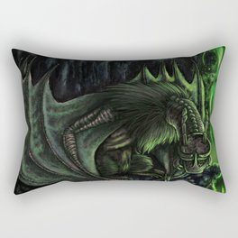 The Hybrid Wings Rectangular Pillow