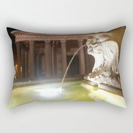 The Pantheon #02 Rectangular Pillow