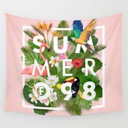 SUMMER of 98 Wall Tapestry