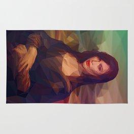 La Gioconda / Kim Kardashian / Mona Lisa Rug