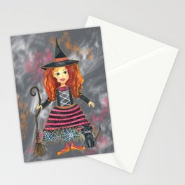 Zelda the Good Witch Stationery Cards