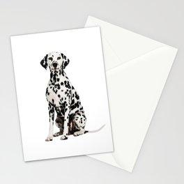 Cute Dalmatian 7 Stationery Cards