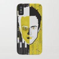 jesse pinkman iPhone & iPod Cases featuring Jesse Pinkman  by Micah Lanier