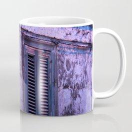 Medieval Facade of Forza d'Agro in Sicily Coffee Mug