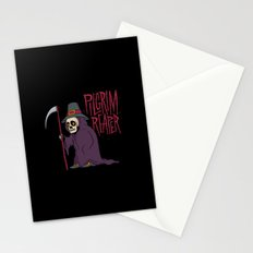 PilGrim Reaper Stationery Cards