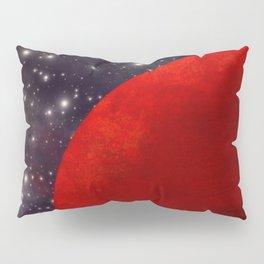 Mars In The Stars Pillow Sham