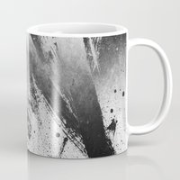 the xx Mugs featuring Abstract XX by morenina