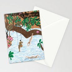 The Jungle Beach Stationery Cards