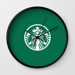 Starbucks Wall Clock