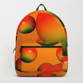 Bowls like apples ... Backpack