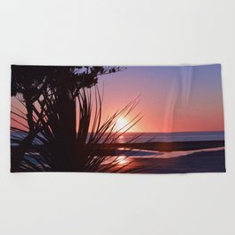5am Beach Towel