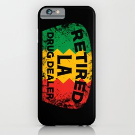 RDD L.A. iPhone Case