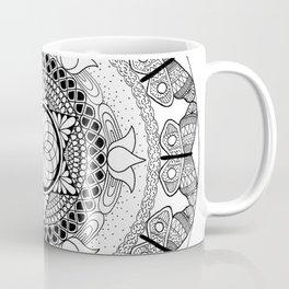 TRANSFORMATION MANDALA Coffee Mug