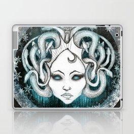 Winter Gorgon - Dark Laptop & iPad Skin