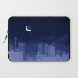 Seattle Nights Laptop Sleeve