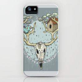 COLORtemple iPhone Case