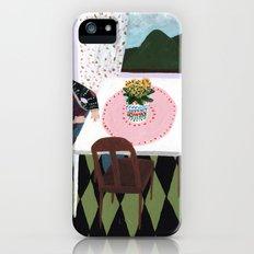 Loneliness iPhone SE Slim Case