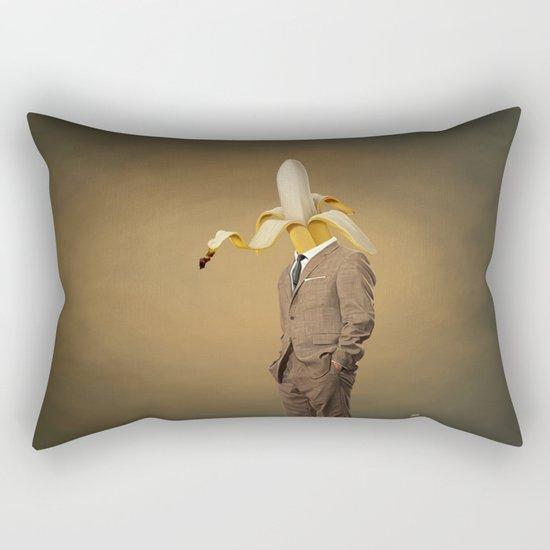 Peeled Rectangular Pillow
