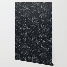 Black marble texture Wallpaper